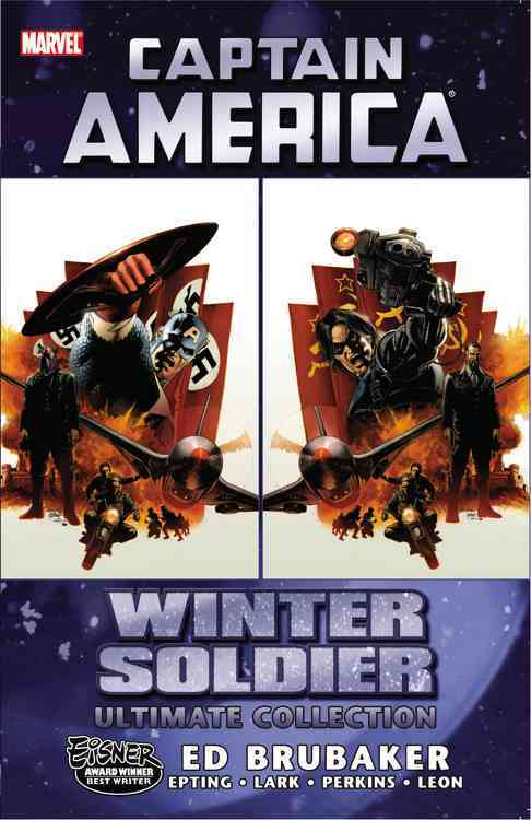 Captain America By Brubaker, Ed/ Epting, Steve (CON)/ Perkins, Mike (CON)/ Lark, Michael (CON)